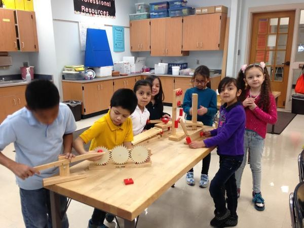 Madison Kindergarten Simple Machines