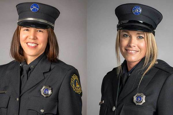 Female Firefighters Feature