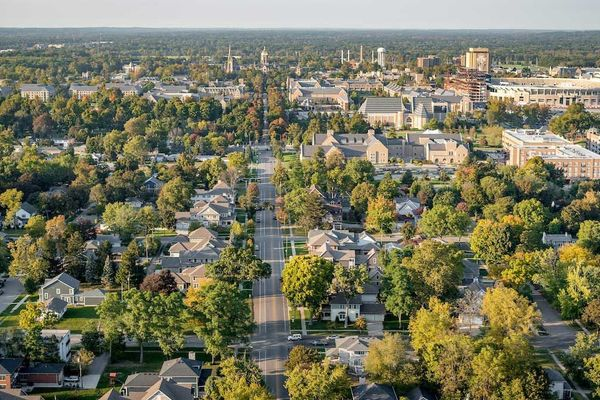 Aerial Nd Avenue 2 Feature